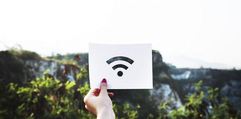 Vind of maak je Wi-Fi spot op vakantie